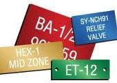 Metal Tags Industrial